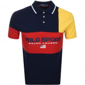 Product Image for Ralph Lauren Polo Sport Knit Polo T Shirt Red